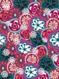 Floral design elements Stock Images