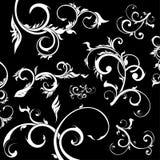 Floral Design Elements, Vector Stock Image