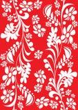 Floral design illustration. Floral design pattern vector illustration stock illustration
