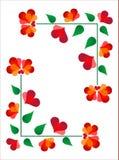 Floral designe Royalty Free Stock Photo