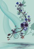 Floral Designs Royalty Free Stock Photography