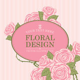 Floral designs background Royalty Free Stock Photo