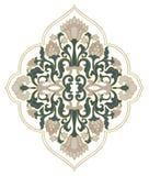 Floral elegant ornament stock illustration