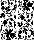 Floral element Stock Image