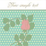 Floral element for design. Element for design, decorativ, invitation, postcard Stock Illustration