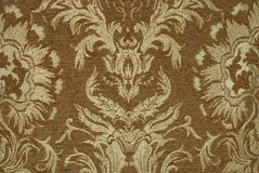 Floral fabric Royalty Free Stock Images