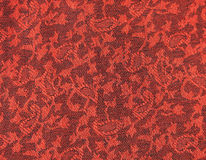 Floral fabric textile Royalty Free Stock Photo