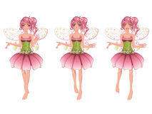 Floral Fairy Stock Photography