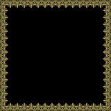 Floral Fine Frame Royalty Free Stock Images