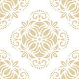 Floral Fine Seamless Pattern Royalty Free Stock Photography