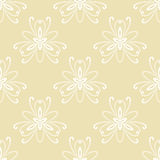 Floral Fine Seamless Pattern Royalty Free Stock Photos