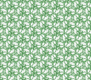 Floral Fine Seamless Pattern Stock Photo