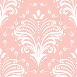 Floral Fine Seamless Pattern Royalty Free Stock Image