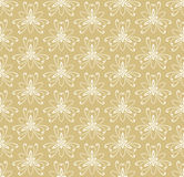 Floral Fine Seamless Pattern Royalty Free Stock Photo