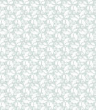 Floral Fine Seamless Pattern Stock Photography
