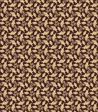 Floral Fine Seamless Vector Pattern Stock Photo