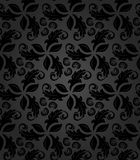 Floral Fine Seamless Vector Pattern Stock Image
