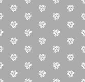 Floral Fine Seamless Vector Pattern Stock Images