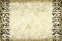 floral flower paper texture  Royalty Free Stock Image