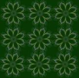 Floral fractal background Stock Photos