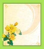 Floral frame Royalty Free Stock Photos