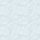 Floral frost seamless pattern Stock Images