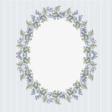 Floral garland Stock Photography