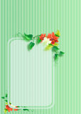 Floral Greeting Card Stock Photos