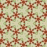 Floral grenadine continuous pattern. Floral ornament of sakura vector illustration