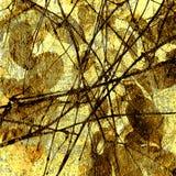 floral grunge ανασκόπησης τέχνης Στοκ Εικόνες