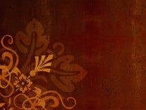 floral grunge ανασκόπησης διανυσματική απεικόνιση
