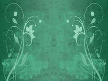 Floral grunge background (01) Royalty Free Stock Photos