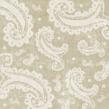 Floral Gypsy Paisley Background Royalty Free Stock Image