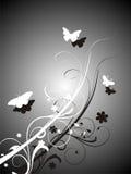 Floral illustration Stock Image