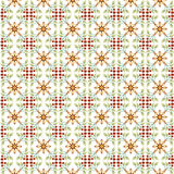 Floral islamic pattern Stock Image