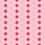 Floral Kaleidoscopic mosaic seamless texture Royalty Free Stock Photography