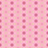 Floral Kaleidoscopic mosaic seamless texture Royalty Free Stock Images