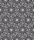 Floral lace pattern Royalty Free Stock Photo
