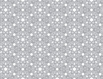 Floral lace pattern vector illustration