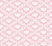 Floral lace pattern Stock Photo