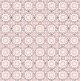 Floral line texture. Abstract Ethnic Seamless Background. Royalty Free Stock Photography