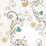 Floral magic Stock Photo