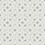 Floral mosaic pattern Stock Images