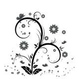 Floral motif Royalty Free Stock Photo