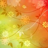Floral Nature Indicates Outdoors Design And Florist Stock Photos