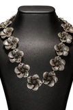 Floral Necklace Stock Photography