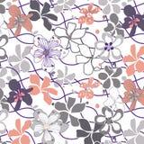 Floral no por do sol Imagem de Stock