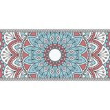 Floral oriental pattern Royalty Free Stock Photo