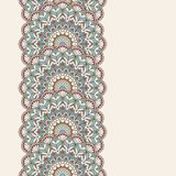 Floral oriental pattern. Stock Image