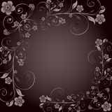 Floral Ornament Royalty Free Stock Photo